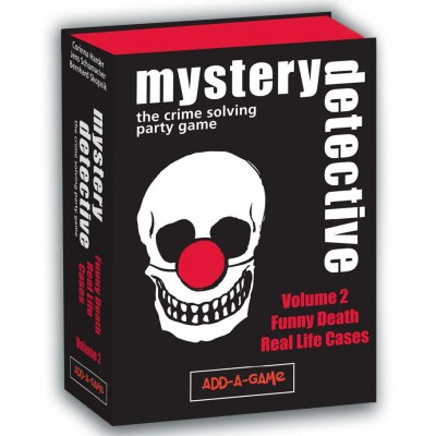 Mystery Detective: Vol 2: Funny Cases