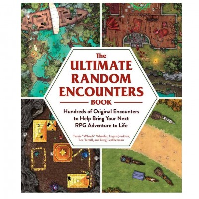 The Ultimate Random Encounters Book