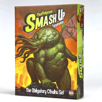 Smash Up: The Obligatory Cthulhu Exp.