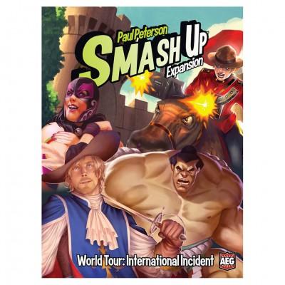 Smash Up: World Tour Int Incident
