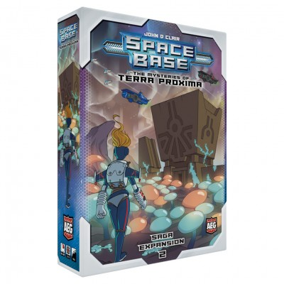 Space Base: Mysteries of Terra Proxima