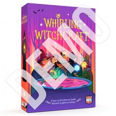 Whirling Witchcraft DEMO