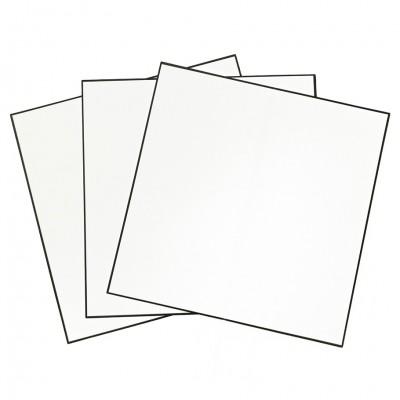 """Blank: Game Board: 1fold 18""""x18"""" 3pk"""