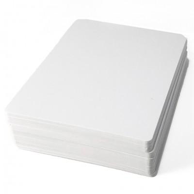 """Blank: PC: Matte 2.5""""x3.5"""" (50)"""