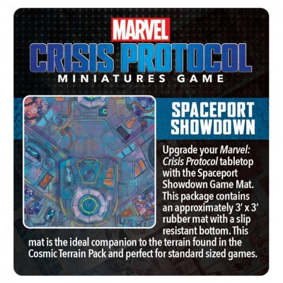 Marvel CP: Cosmic Game Mat