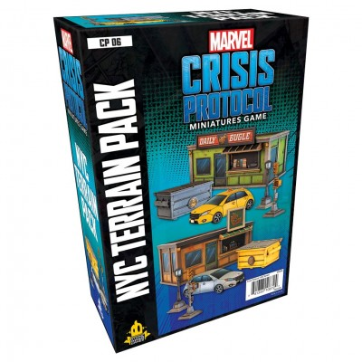 Marvel CP: NYC Terrain Exp