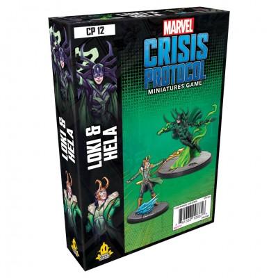 Marvel CP: Loki and Hela