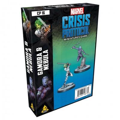 Marvel CP: Gamora and Nebula