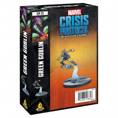 Marvel CP: Green Goblin Character Pack