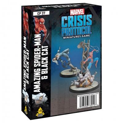 Marvel CP: Spider-Man & Black Cat Pack