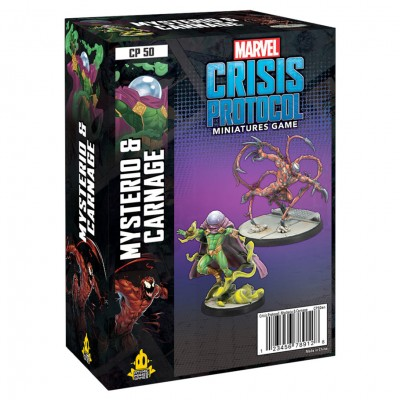 Marvel CP: Carnage & Mysterio Pack