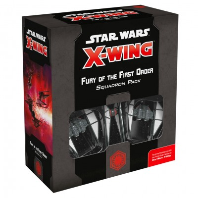 SW X-Wing 2E: Fury o/t First Order Pack