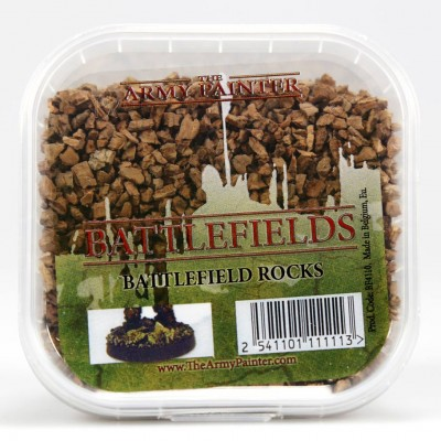 Battlefield Rocks - Basing