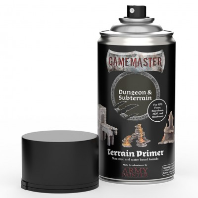 Gamemaster: Terrain Primer: Dungeon/Sub