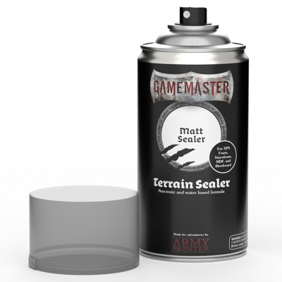 Gamemaster: Terrain Primer: Matt Sealer
