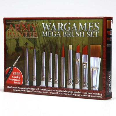 Hobby Starter - Mega Brush Set