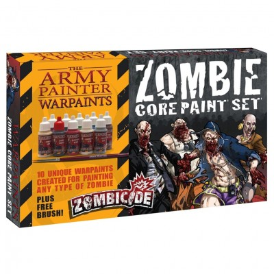 Warpaints: Zombicide Core Paint Set