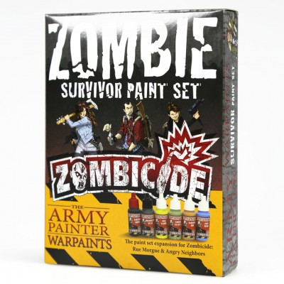 Warpaints: Zombicide Survivor Set