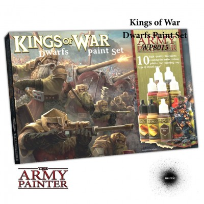 Warpaints: Kings of War: Dwarfs