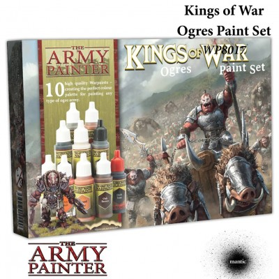 Warpaints: Kings of War: Ogres
