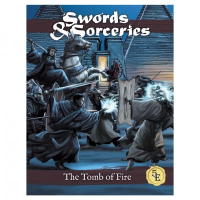 5E: The Tomb of Fire