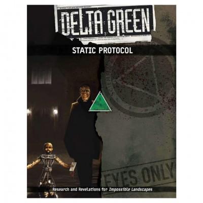 Delta Green: STATIC Protocol