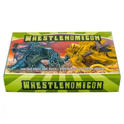 Wrestlenomicon: Card Game