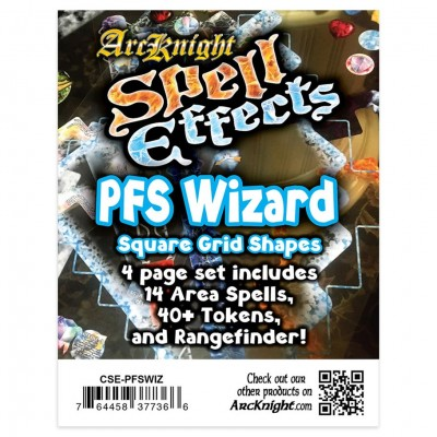 PFS: Spell Effects: Wizard
