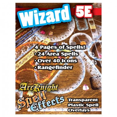 Spell Effects: 5E Wizard
