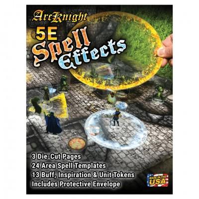 Arcknight 5E Spell Effects