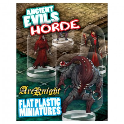 Flat Plastic Mini: Ancient Evils Horde
