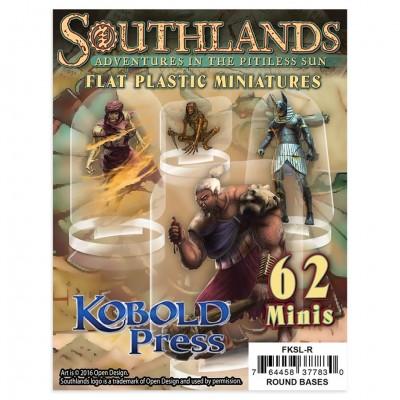 Flat Plastic Miniatures: Southlands