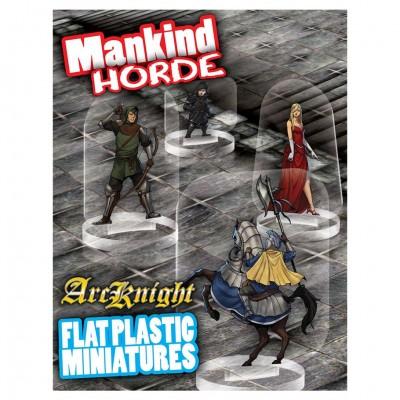 Flat Plastic Mini: Mankind Horde