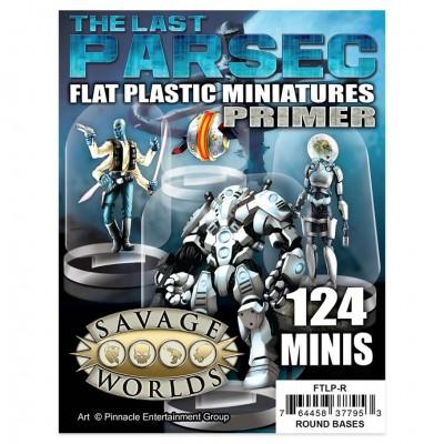 Flat Plastic Minis: Last Parsec: Primer