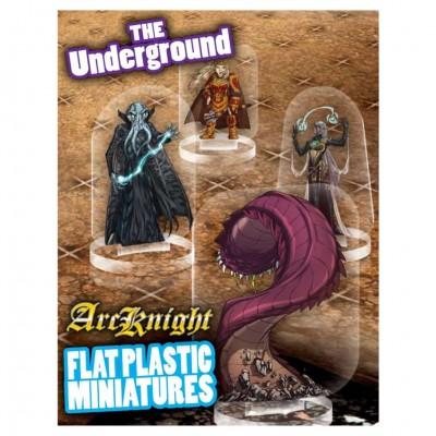 Flat Plastic Mini: Underground