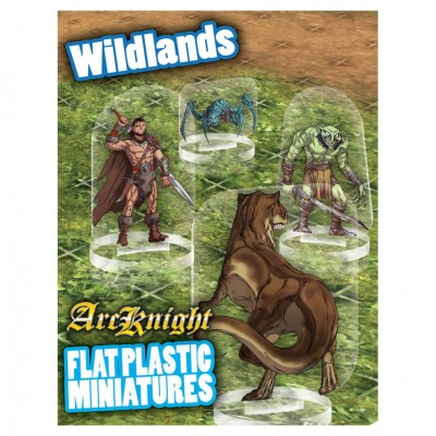 Flat Plastic Mini: Wildlands