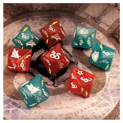 Sword & Sorcery: Custom Dice Pack (8)