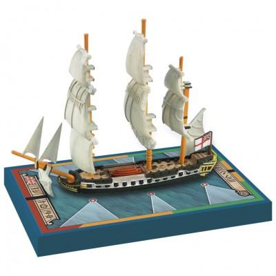 SGN: BR HMS Sybille 1794 Frigate