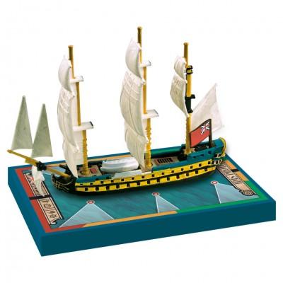 SGN: HMS Protee 1780 / HMS Argonaut 1782