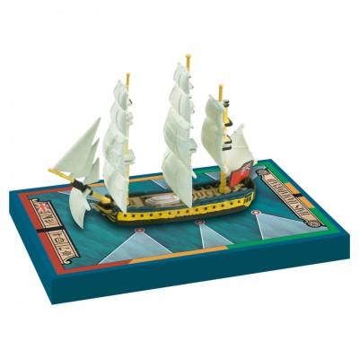 SGN: HMS Hamadryad 1797 / HMS Mahonesa