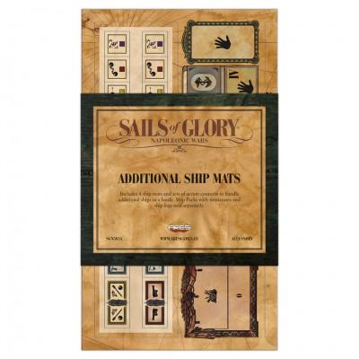 SGN: Additional Ship Mats