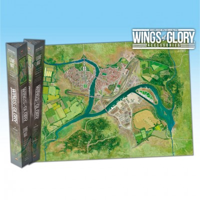 WG: Game Mat: Industrial Complex