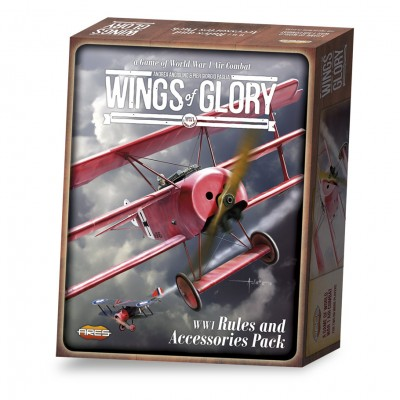 WG: WW1: Wings of Glory Rules and Acc