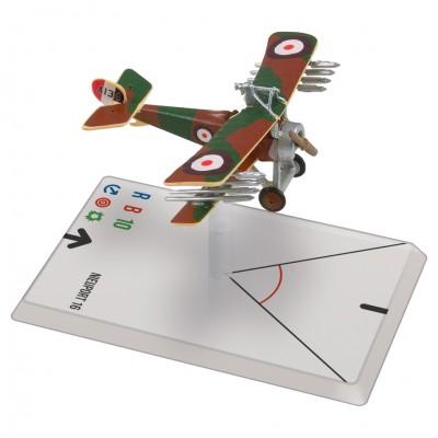 WG: WW1: Airplane Pack: Nieuport 16