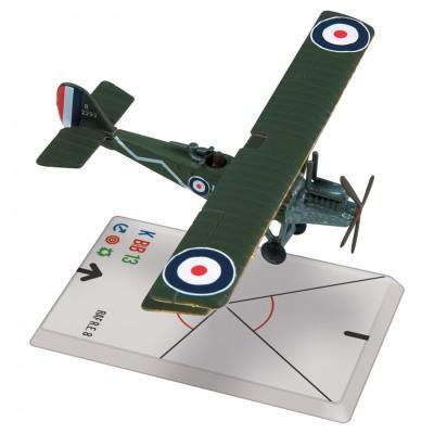 WG: WW1: RAF R.E.8 Marsh/MacKay Dempster