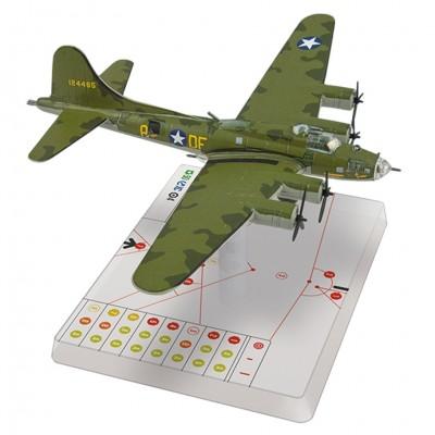 WG: WW2: B-17F Memphis Belle