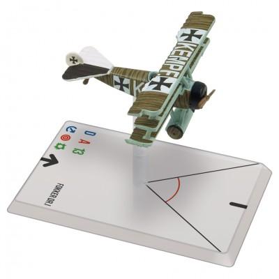 WG: WW1: Fokker DR.I (Kempf)
