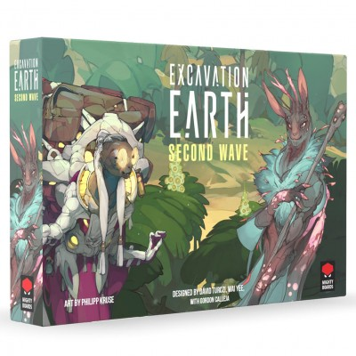 Excavation Earth Second Wave Expansion