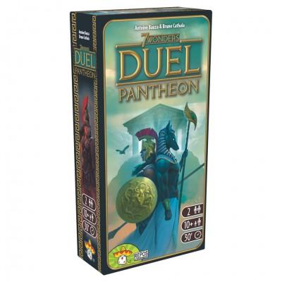 7 Wonders: Duel: Pantheon