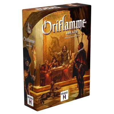 Oriflamme 2: Ablaze